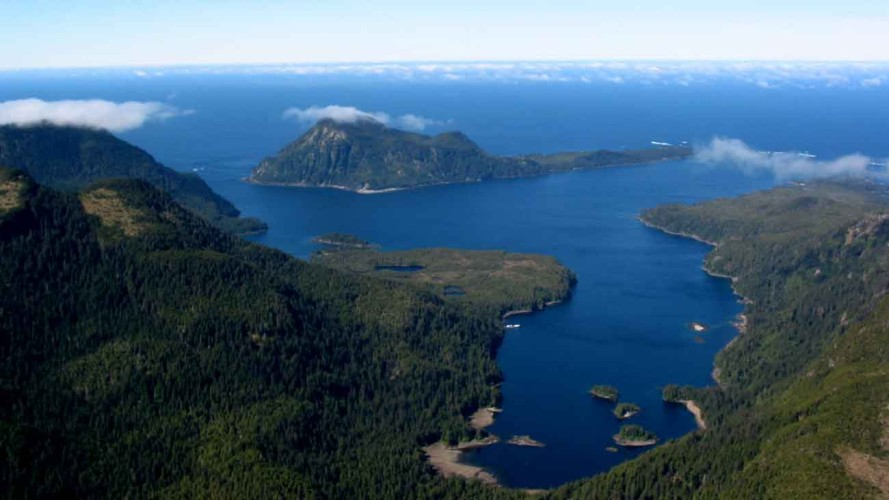 Earliest Sign Of Human Civilization In Canada May Be Off The Coast Of Haida Gwaii