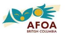 AFOA BC logo