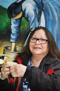 Elizabeth Doxtater, Six Nations Artist.