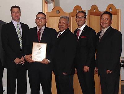 FPAC awards