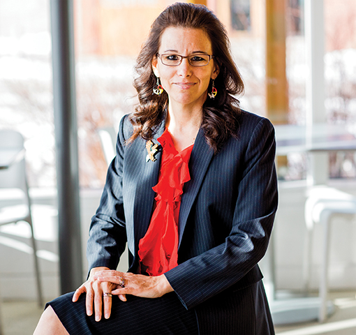 Angelique EagleWoman went to Lakehead University from the University of Idaho College of Law, where she is a law professor and a legal scholar. She has also served as a Tribal Judge in four Tribal Court systems.