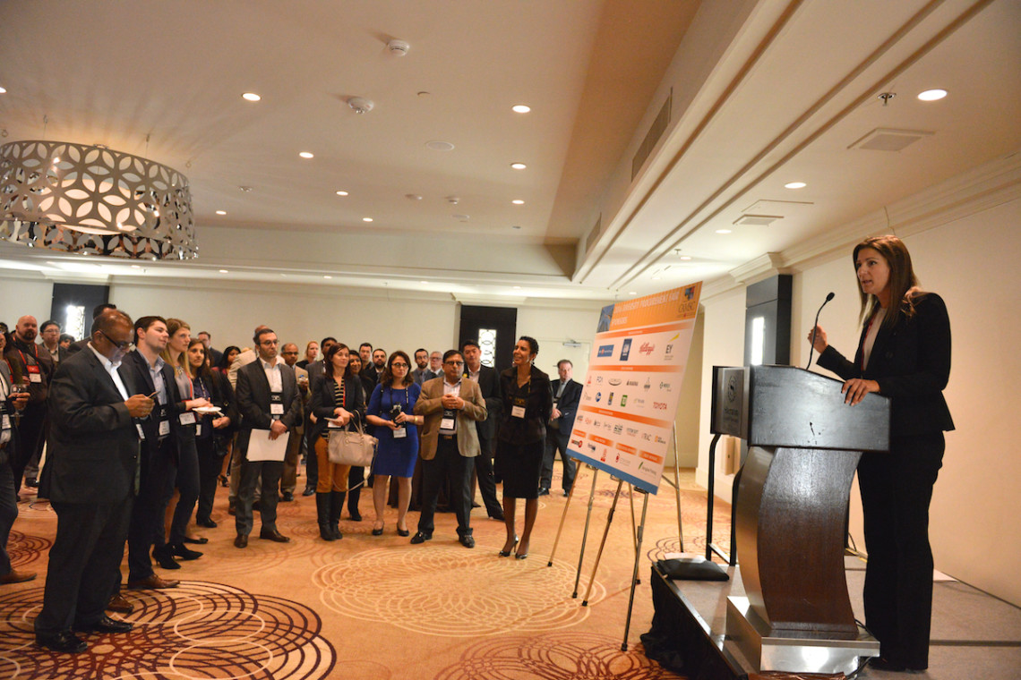 CAMSC's 12th Annual Diversity Procurement Fair celebrates momentum and growth as corporations spend over $2 billion on diverse vendors since 2004.
