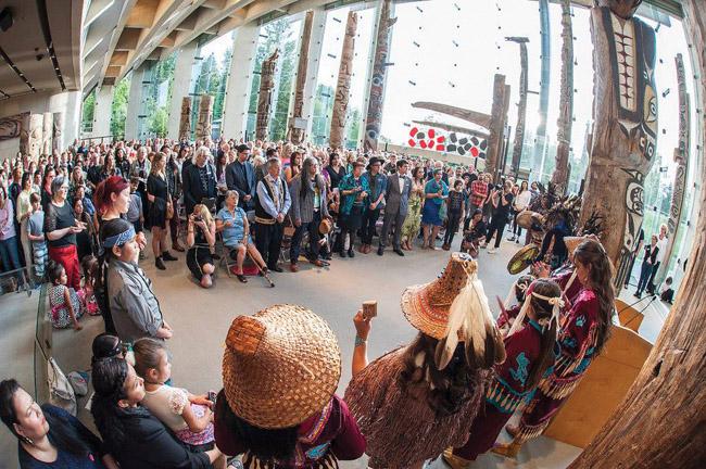 Unceded Territories Opening Ceremony