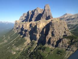 The Castle Mountain was granted to the Siksika Nation in 1892 by the federal government, then returned to the government without Siksika's consent in 1908