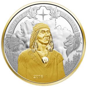Photo courtesy of The Royal Canadian Mint